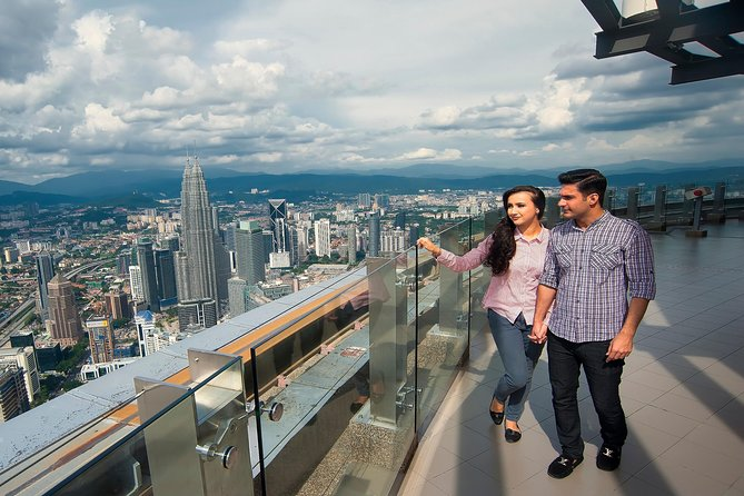 Private Kuala Lumpur Photographic Tour With Petronas Twin Towers