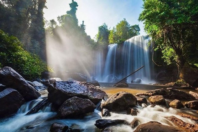 Phnom Kulen National Park Tour ( private: with guide and transport )