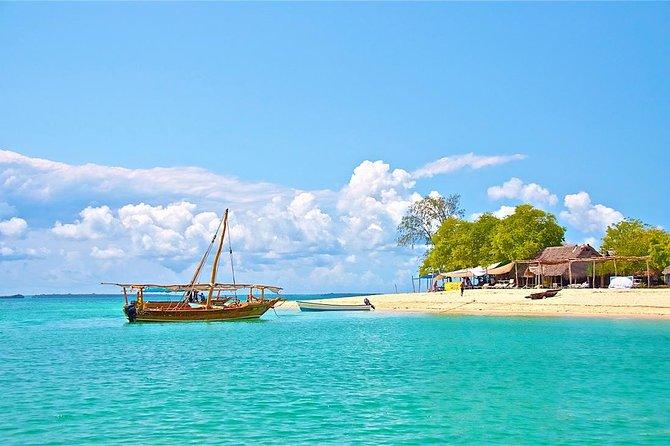 Nakupenda & Prison Island Tour Snorkeling Sea trip - Zanzibar