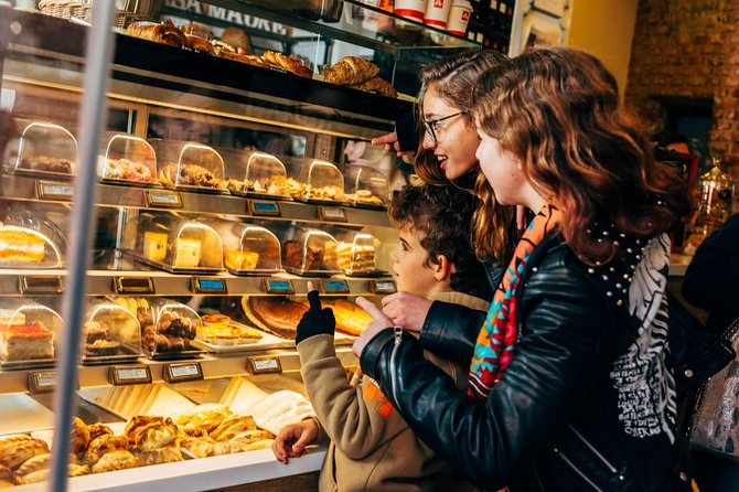 Family Foodie Private Tour in Madrid with a Local Guide