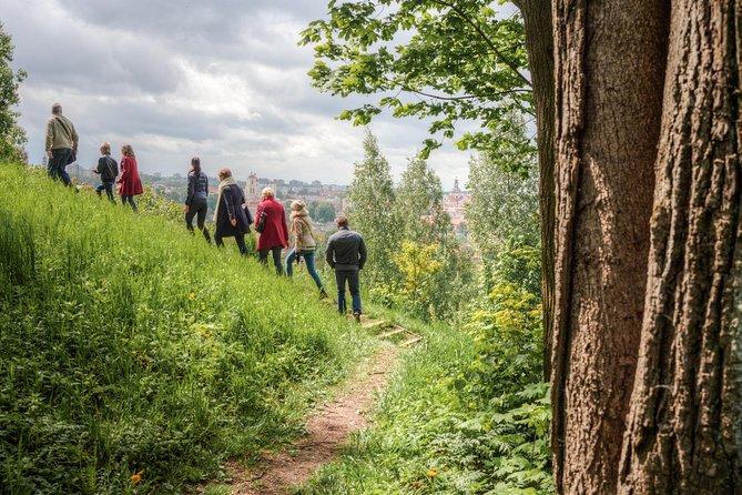 Private Tour: Vilnius Panoramic Views Walking Tour through the Republic of Uzupis