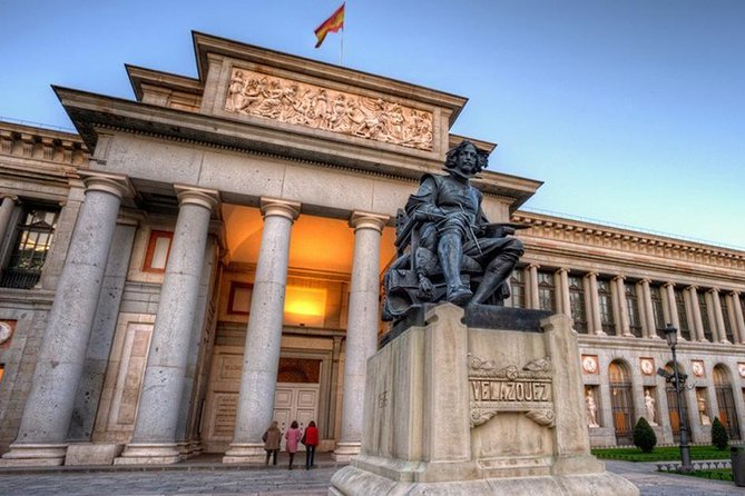 Skip the Line: Tickets for the Prado Museum in Madrid