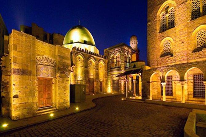 Cairo Day tour to El Moez street and Al Azhar park