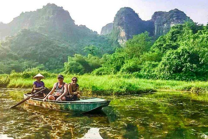 Hoa Lu - Tam Coc - Mua Cave 1 day trip