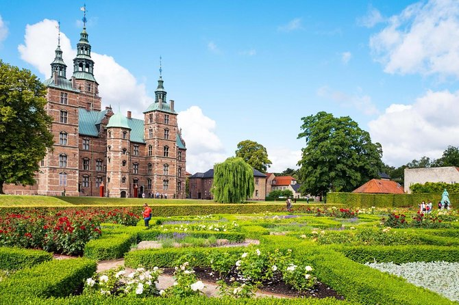 Private Copenhagen City Tour with Rosenborg Castle