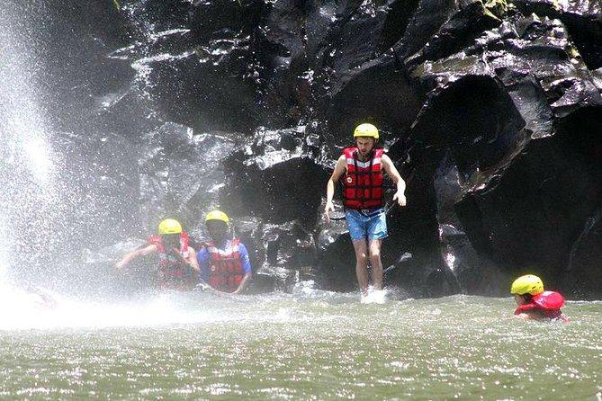 Swim Below the Victoria Falls Sprays Plus Zambezi Rafting