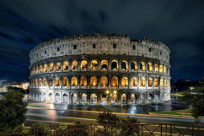 Colosseum Night Tour With Welcoming Prosecco