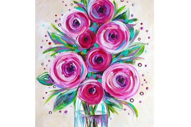 Pink Roses - Six Tanks 7.00-9.00pm