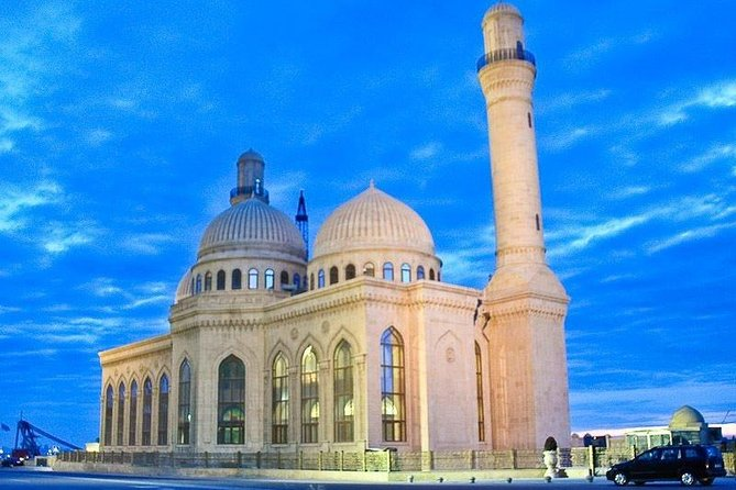 Caspian Pearl Tour