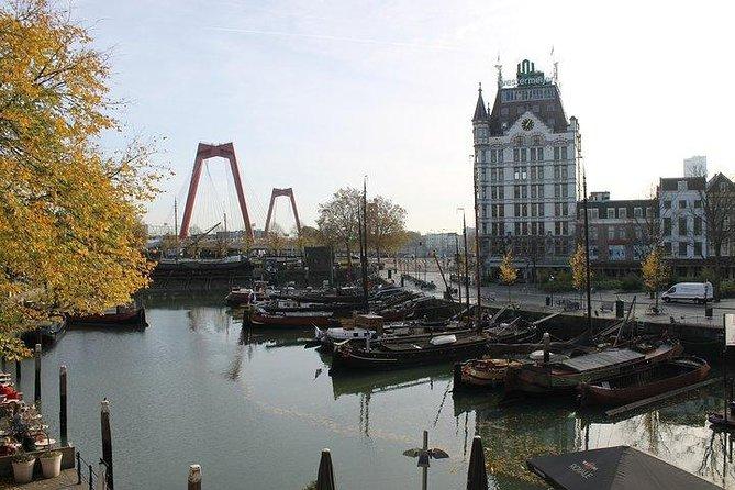All Inclusive, Authentic Private Tour Rotterdam and Kinderdijk
