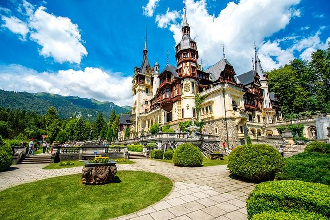 King's Trail and Garden of Peles Castle