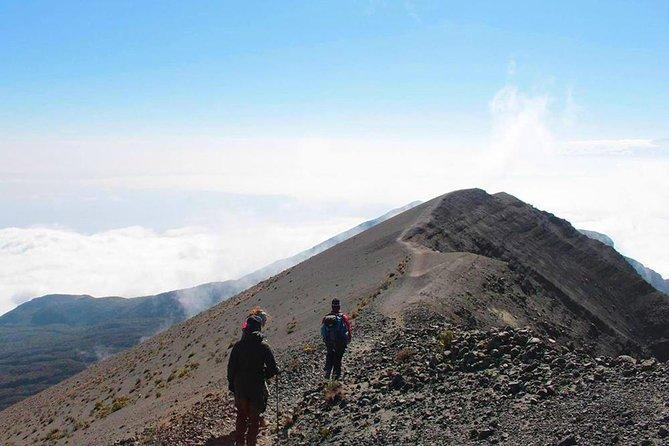 4 DAYS CLIMB - Mount Meru Trek