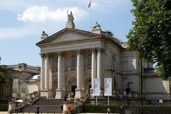Private Tour: Tate Britain and Tate Modern