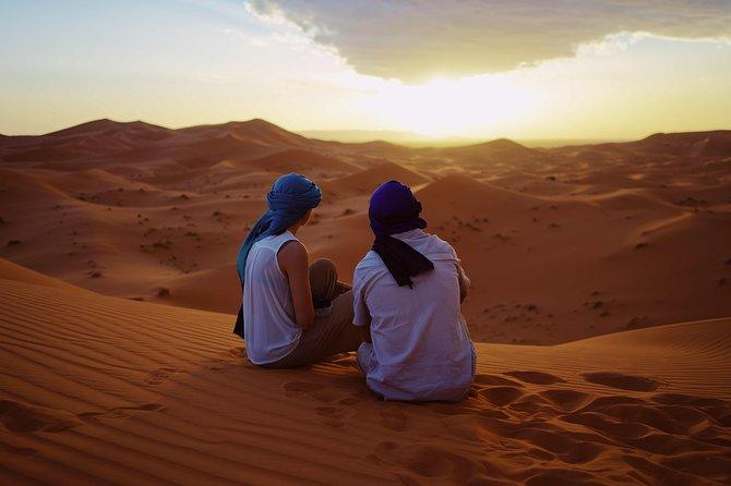 Luxury 4 Days Desert Tour From Fez To Marrakech Via Merzouga Desert