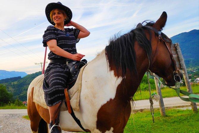 Short Horseback riding - Kolasin