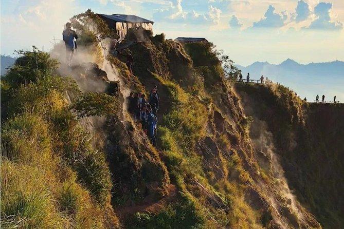 Caldera Mount Batur Trekking