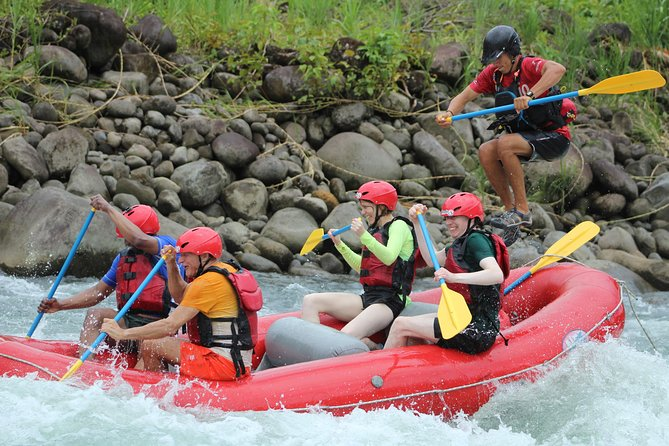 San Jose Whitewater Rafting One Day Tour on the Sarapiqui River Class 2-3