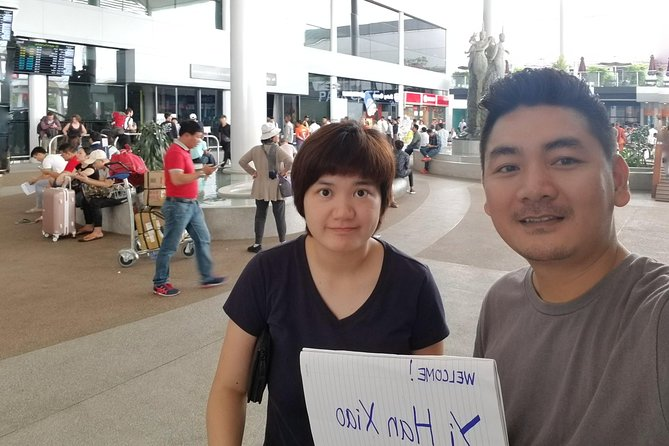 Phnom Penh International Airport Pick Up service