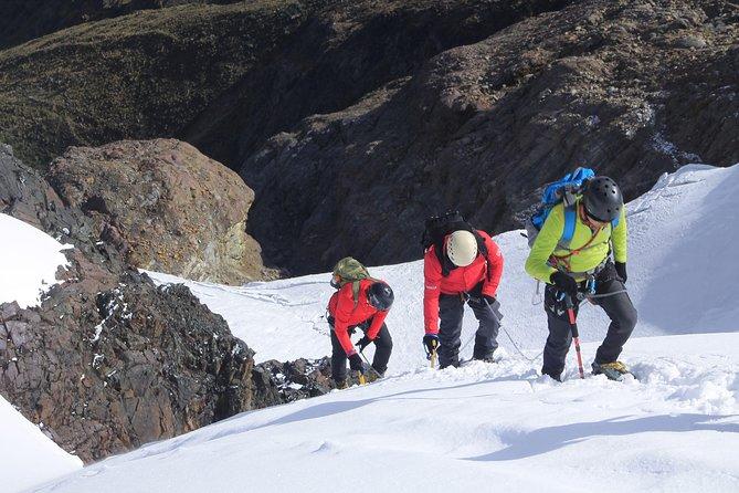 Climbing Mateo - Your first 5 thousand