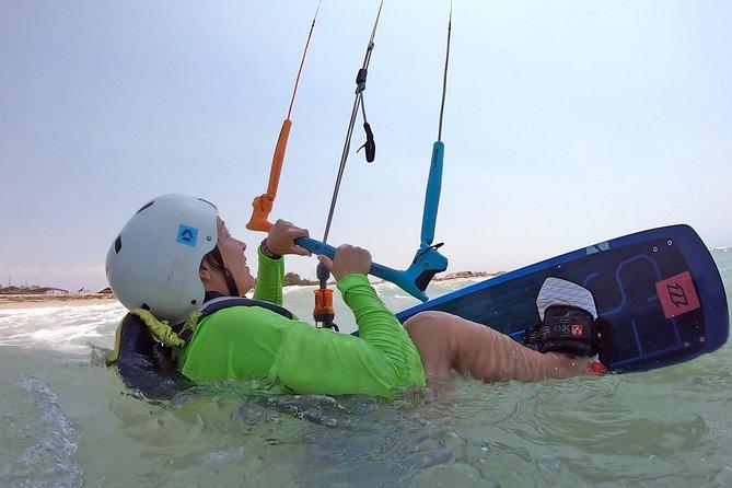 1 hour Kiteboarding Lessons