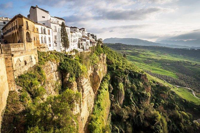 Ronda and Setenil de las Bodegas Private Day Trip from Seville