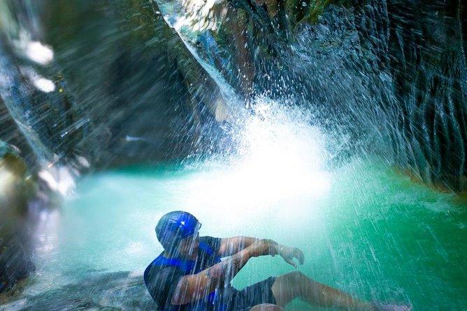 Amber Cove Cruise Ship – Full 27 Waterfalls