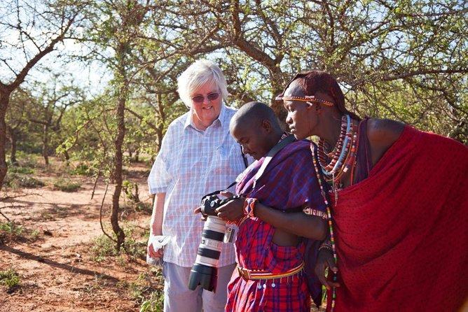 First-hand Maasai Experience