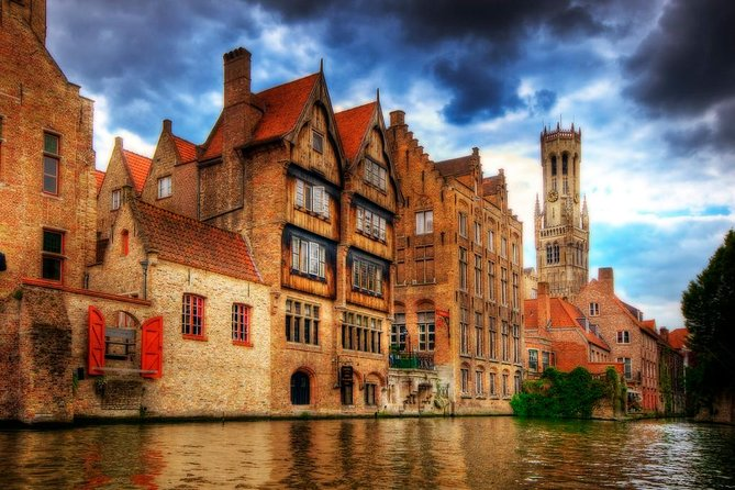 Private shore excursion from Zeebrugge to Bruges with driver and guide
