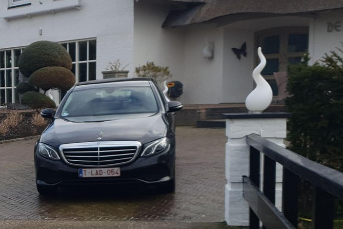 Transfer From Brussels Airport to Charleroi Airport
