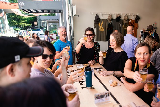 Ithaca is Foodies: Downtown Ithaca Craft Beverage Tour