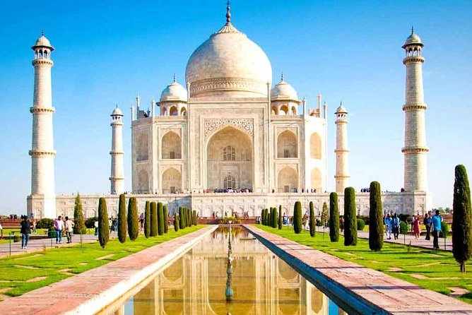 Same Day Taj Mahal & Agra Tour from Delhi by Car