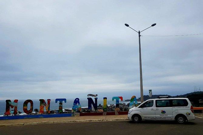 Private transfer Guayaquil - Montañita