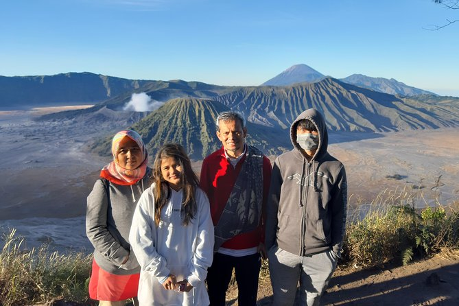 Bromo Sunrise Tour - Madakaripura Waterfall 2D1N Meeting Point Surabaya