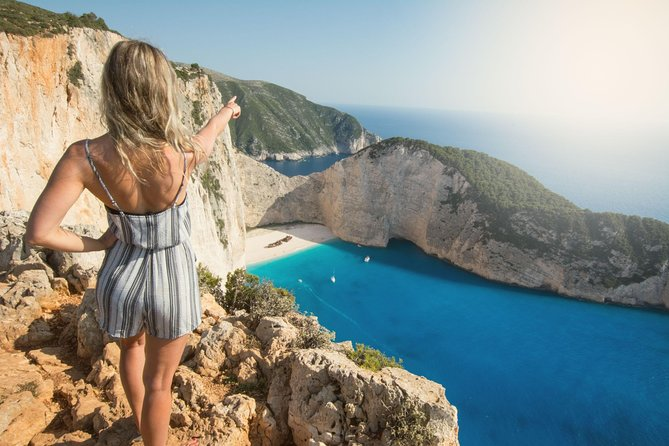 Island Tour Deluxe ( a full Zante experience )