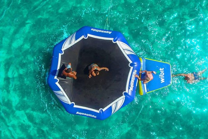 Water Trampoline in our State of the art water park