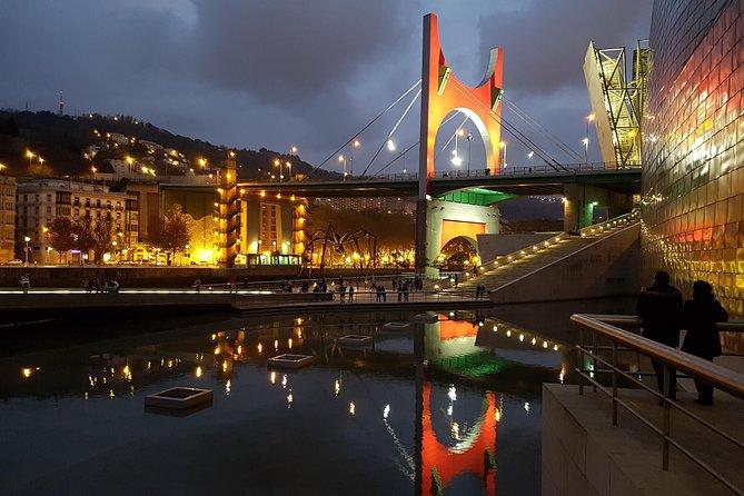 Bizkaia. Ruta de Bilbao. Recorrido por Bilbao,una ciudad moderna para descubrir.