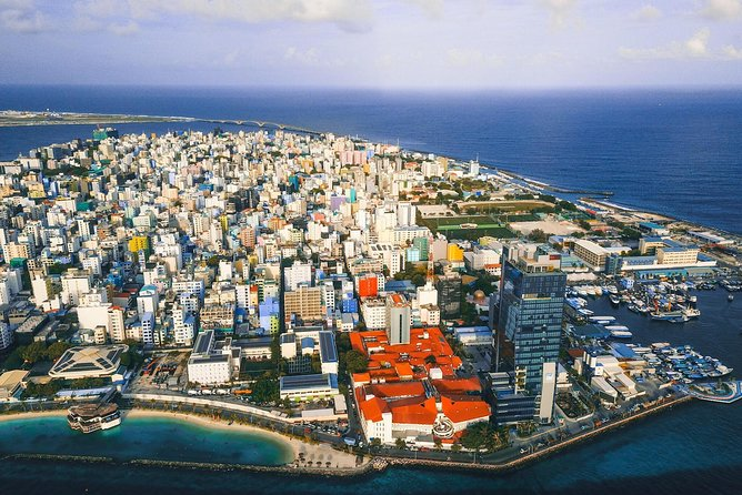 Male' City Walking Tour - Maldives 2020 - Hulhule Island