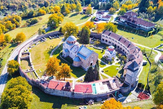 Serbia Studenica Monastery 1 Day Tour