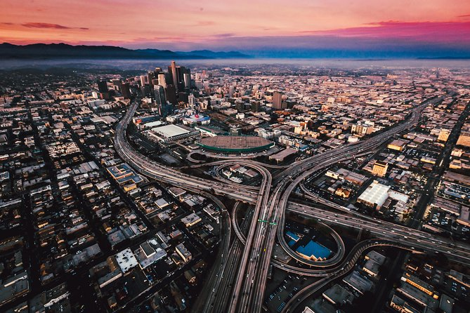 Excursão de luxo de 45 minutos em Los Angeles