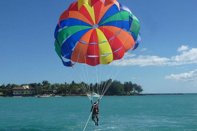 Parasailing & Beach Hopping In The North With Hotel Pickup & Dropoff