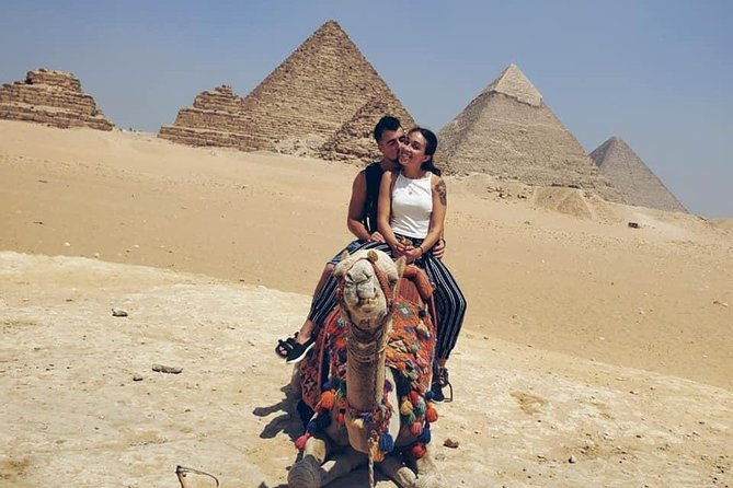 Private Tour To Giza Pyramids With Camel Ride And Egyptian Museum