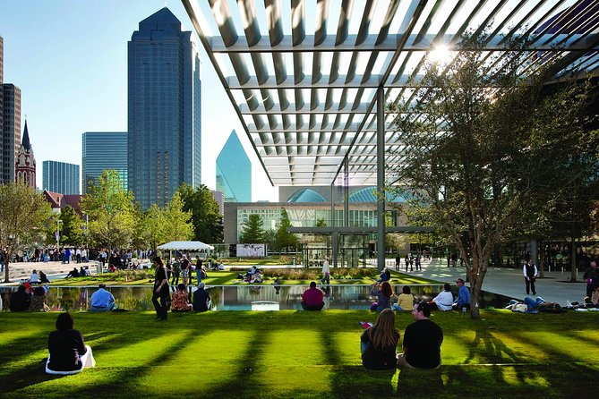 Dallas Art District and Museum Of Art Walking Tour