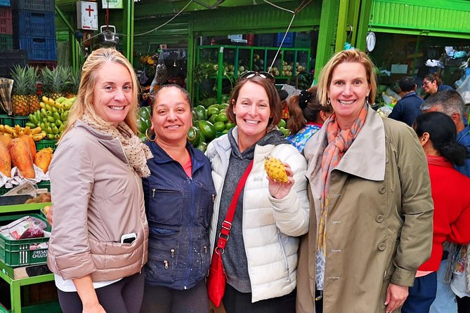 Bogota City Tour • Fruits & Coffee Tasting, Tejo Game, Local Lunch, Monserrate