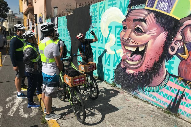 Quito Cultural Bike Tour - Group