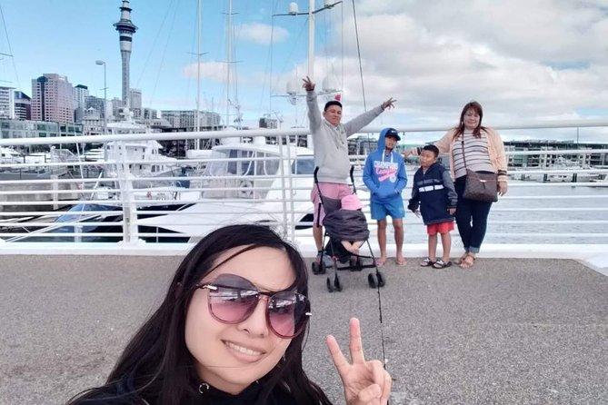 Auckland City Sightseeing Tour