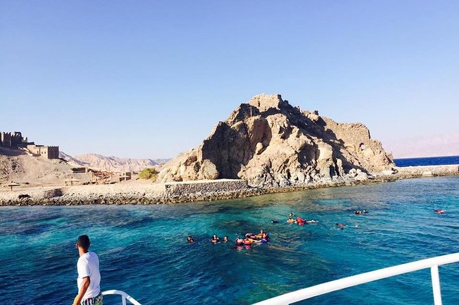 Trip To Dolphin House and Banana Boat Fun from Hurghada