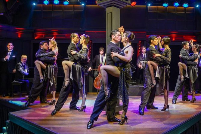 El Querandi Tango Show With Dinner In Buenos Aires