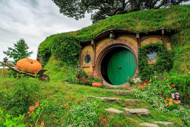 6hr Hobbiton Movie Set Tour