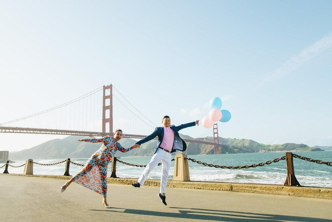 Explore Crissy Field in San Francisco (SF) with Professional Photographer