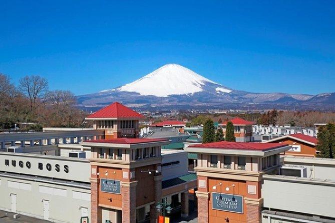 Mt Fuji Lake Kawaguchi Oshino Hakkai And Gotemba Premium Outlets Marriott